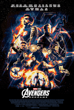 "Avengers ENDGAME poster ""Portals"" HD By Andrew V.M"
