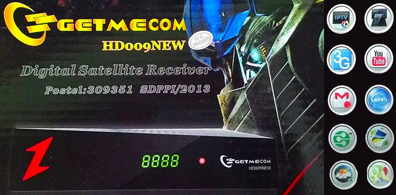 Harga Getmecom HD 009 NEW  AVS+ Terbaru