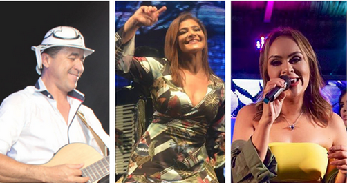 São João 2018 em Delmiro Gouveia, Flávio Leandro, Kátia Cilene e Samyra Show confirmam presença