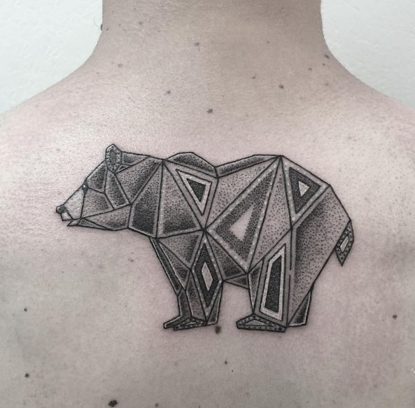50 Amazing Tattoo Designs For Men: 50 Amazing Bear Tattoos Designs And Ideas (2018