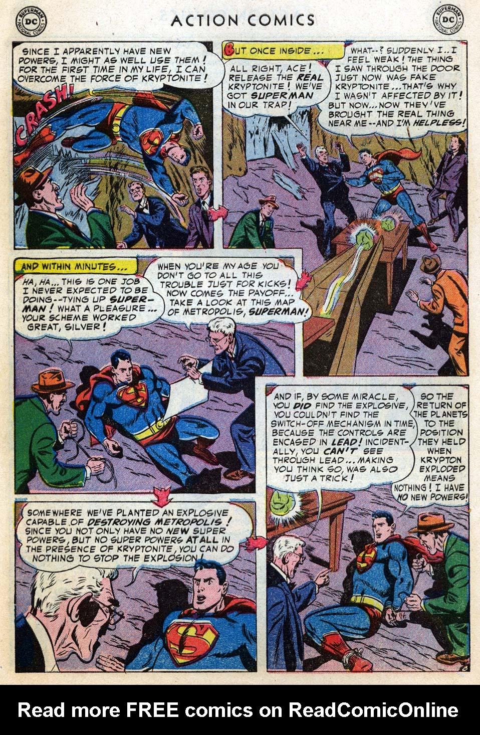 Action Comics (1938) 187 Page 9
