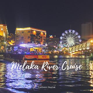 tempat wisata menarik di Melaka - melaka river cruise