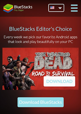 bluestack app download