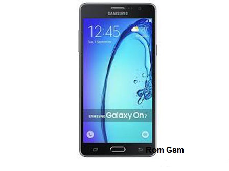 Firmware Download Samsung Galaxy On7 SM-G600FY