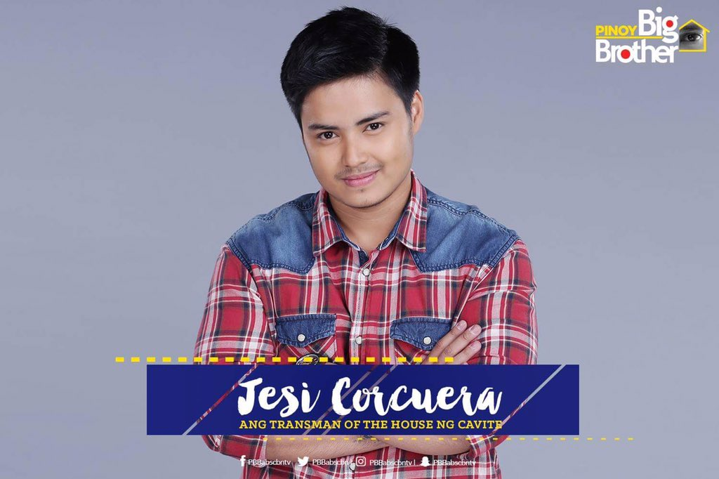 Jesi Corcuera ( TransMan of the House ng Cavite)