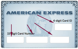 www.Americanexpress.com confirm card Url