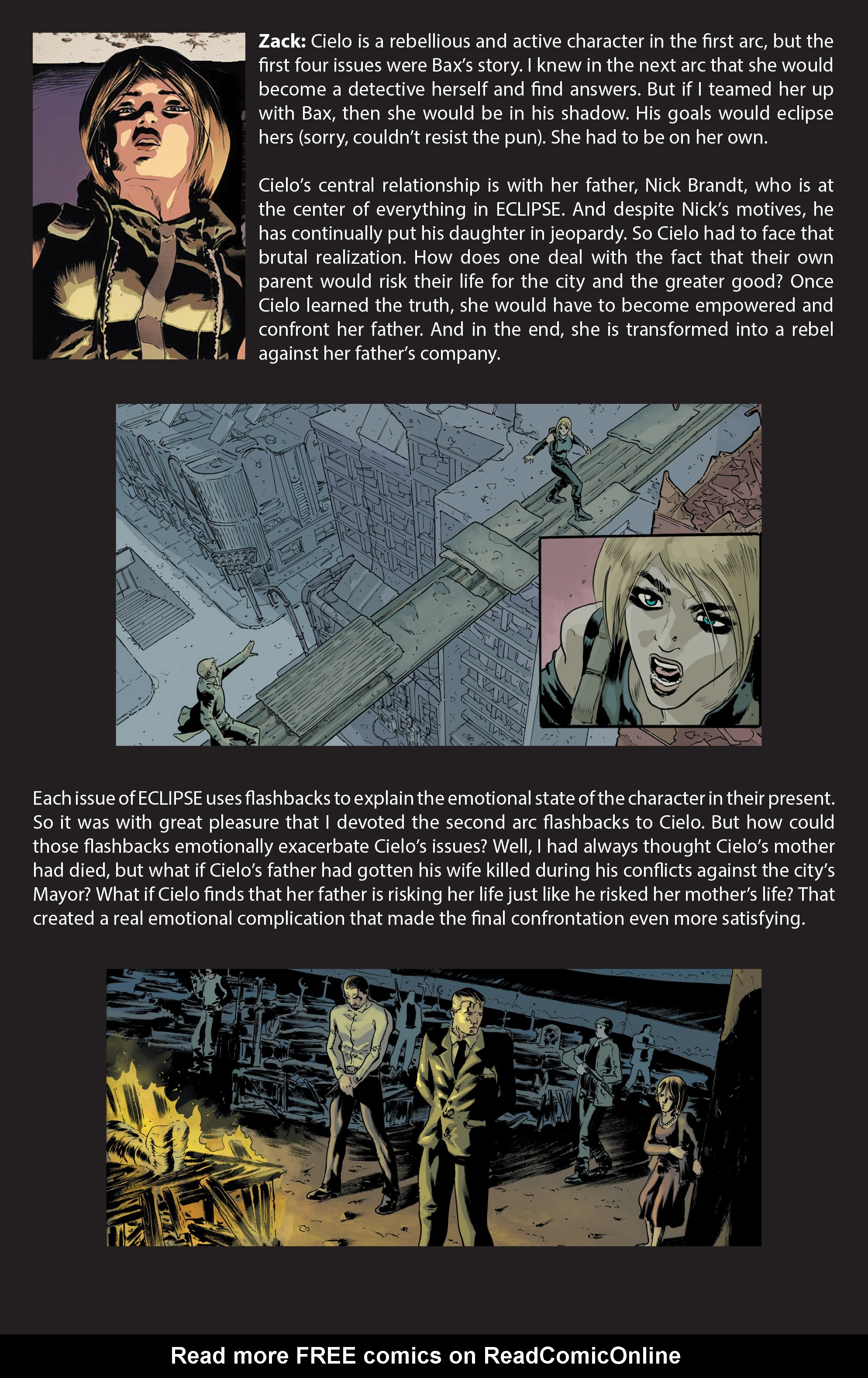 Read online Eclipse comic -  Issue #8 - 26