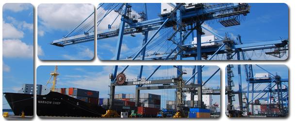 Buzyb Shipping Logistics Jeddah