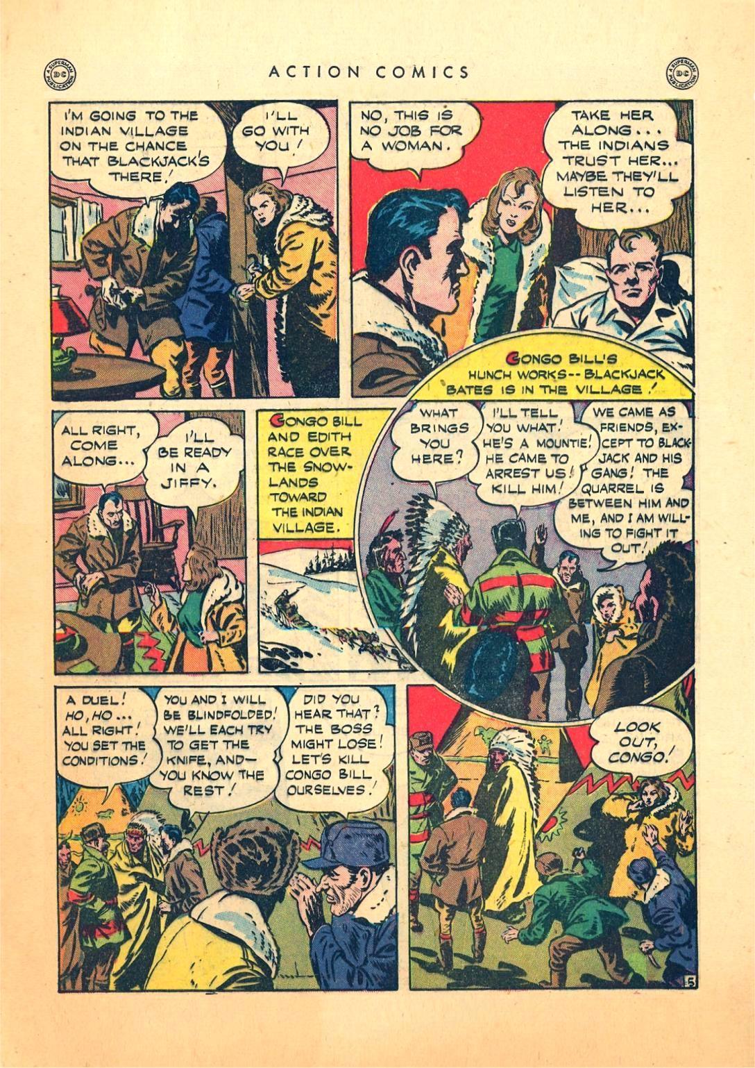 Action Comics (1938) 73 Page 35