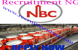 Current Vacancy at Nigerian Bottling Company Limited