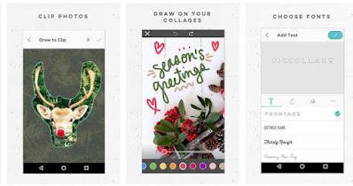pic collage, picsart, Aplikasi, Edit, Foto, Terbaik, Untuk, Hp, Android, Gratis, software, video,