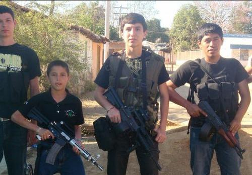 Borderland Beat: Mexico's Youngest Assassins