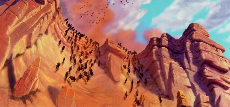 From The Moon To The Grail 870 The Lion King 1994
