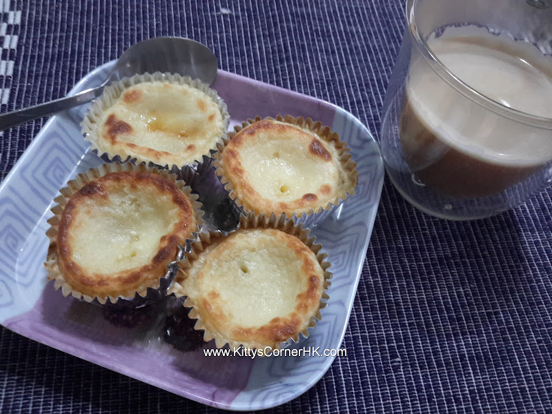 Far Breton cake DIY recipe 棗蛋糕自家食譜