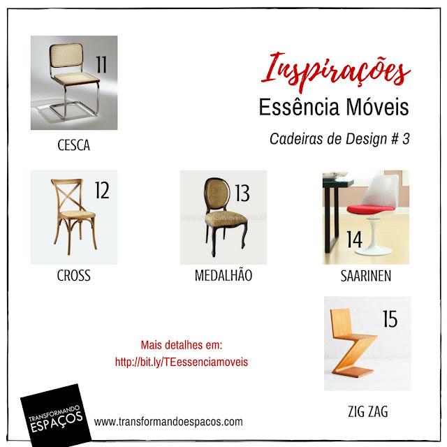 Cadeiras de Design # 3