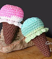 http://www.ravelry.com/patterns/library/no-calorie-no-melt-ice-cream-cone