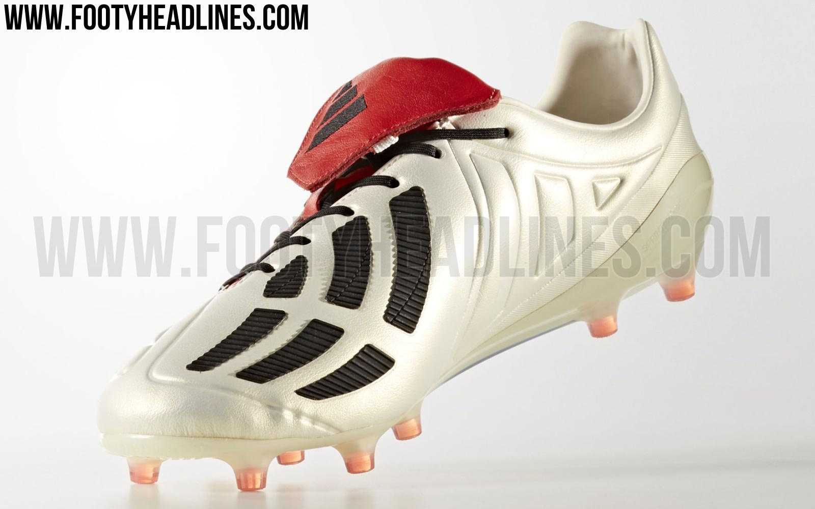 adidas predator mania champagne 2017 boots revealed. Black Bedroom Furniture Sets. Home Design Ideas