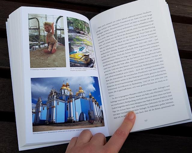 """Ein mutiges Reisebuch: """"Wie Buddha im Gegenwind"""". Mut: Das brauchen nicht nur Eltern auf Reisen, sondern auch die Daheim Gebliebenen."""