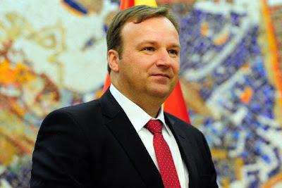 Emil Dimitriev of Macedonia