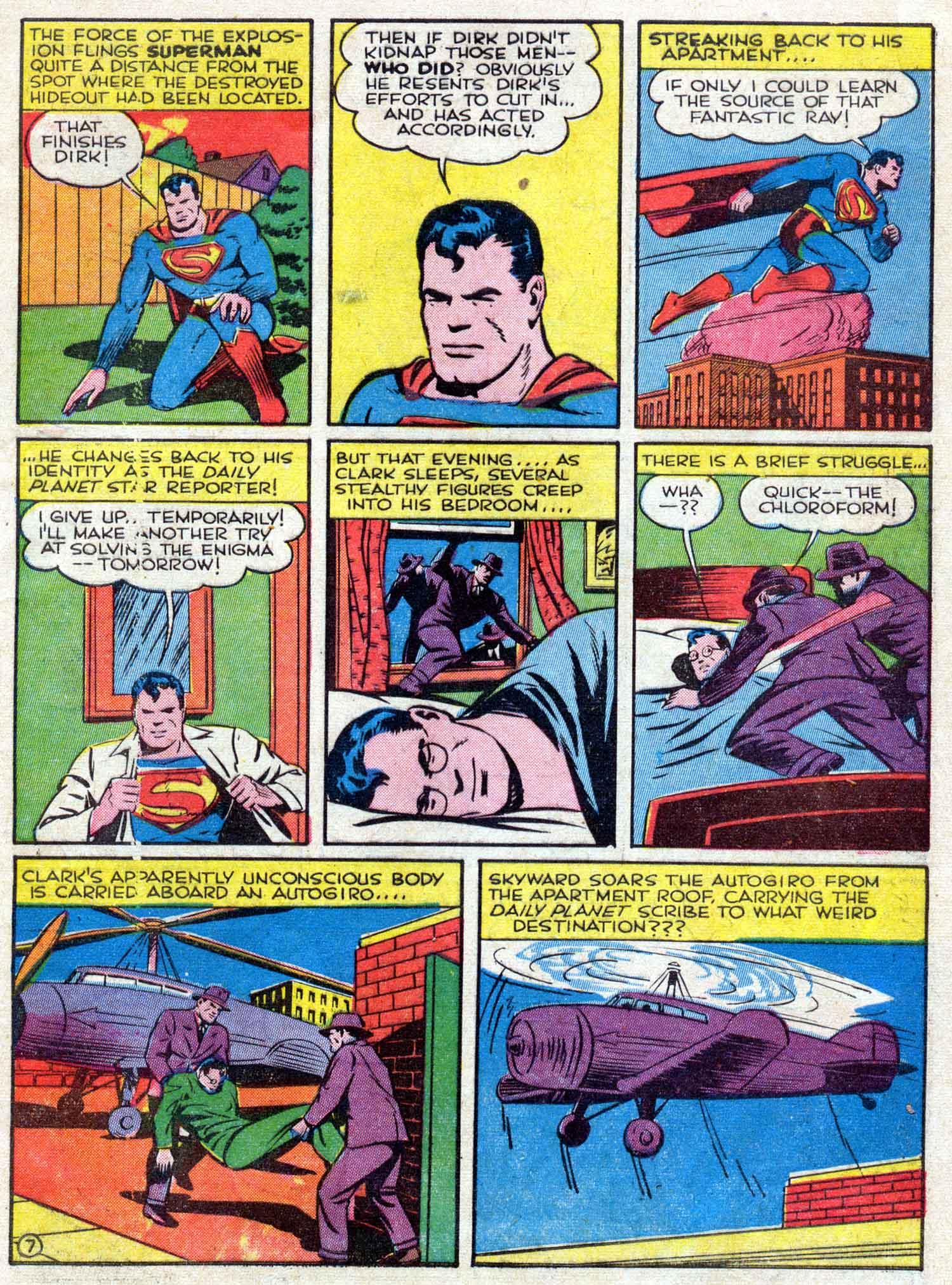 Action Comics (1938) 42 Page 7