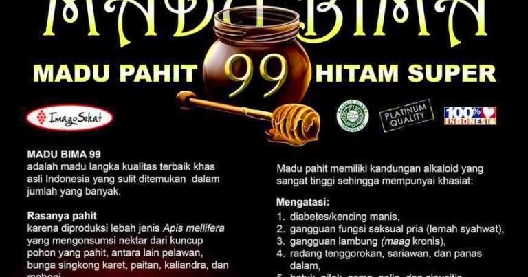 Toko Jual Madu Bima 99 Bukittinggi