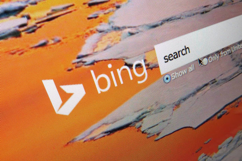 Microsoft Bing was suggesting offensive search terms