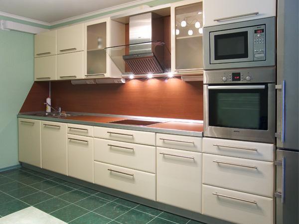 Угловые кухни заказ недорого фото