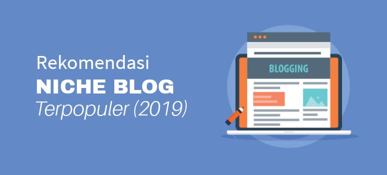 Niche blog terpopuler