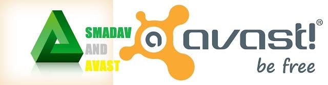 Pengalaman Mengabungkan Dua Antivirus Smadav Dan Avast Untuk  Basmi Virus