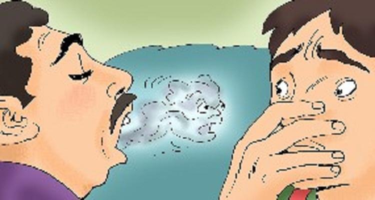طريقة رهيبة للتخلص من رائحة الفم الكريهة وخاصة فى الصيام مفاجأة