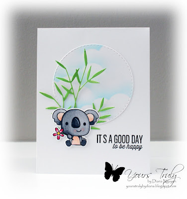 Reverse Confetti, Mama Elephant, Memory Box, Diana Nguyen