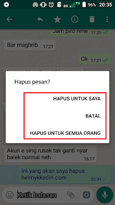 Menghapus pesan whatsapp yang terkirim2