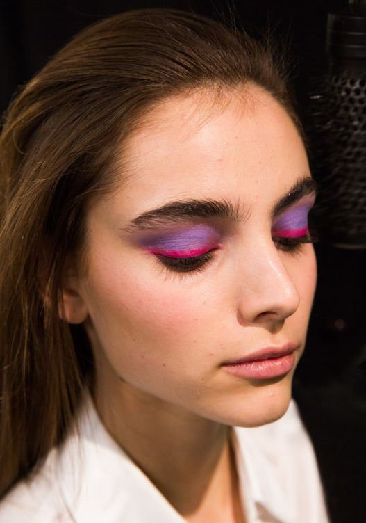 how to make a bright makeup for this fall