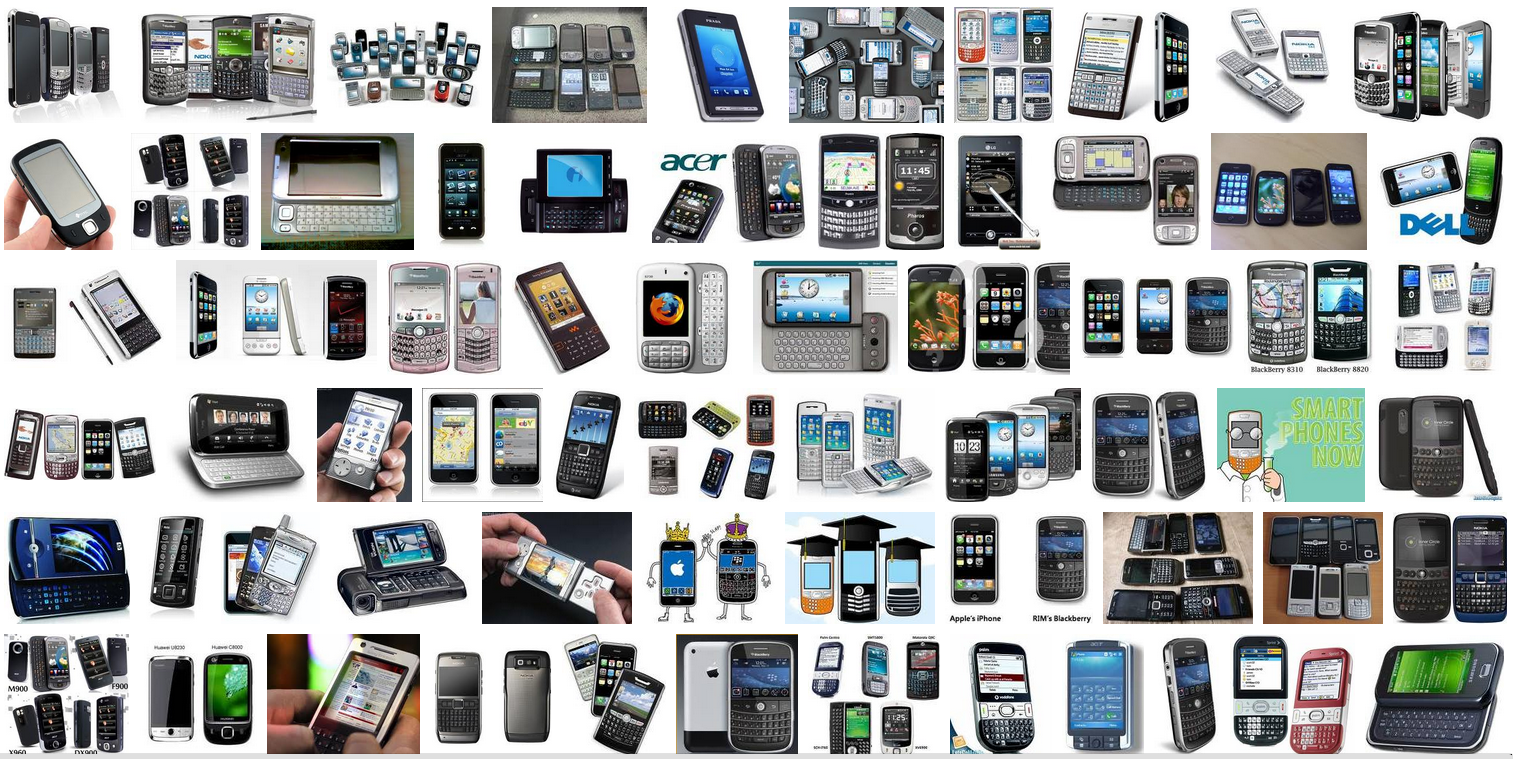 The 3G4G Blog: Smartphones