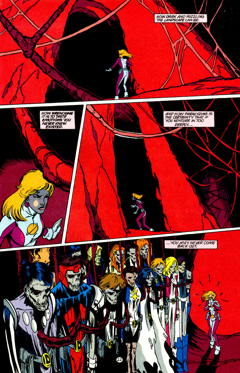 Legion of Super-Heroes (1989) 69 Page 23