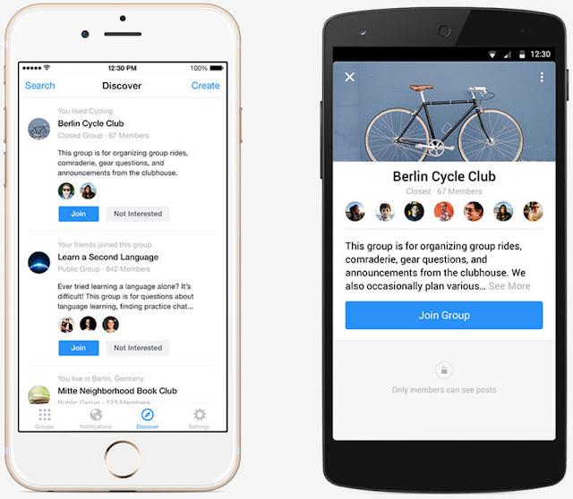 Facebook Akan Menutup Facebook Group