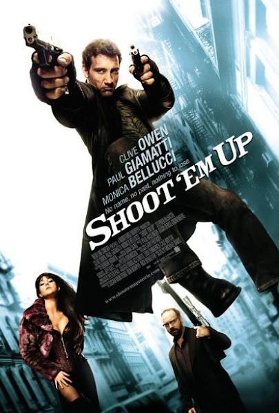 Poster Of Shoot 'Em Up 2007 720p Hindi BRRip Dual Audio Full Movie
