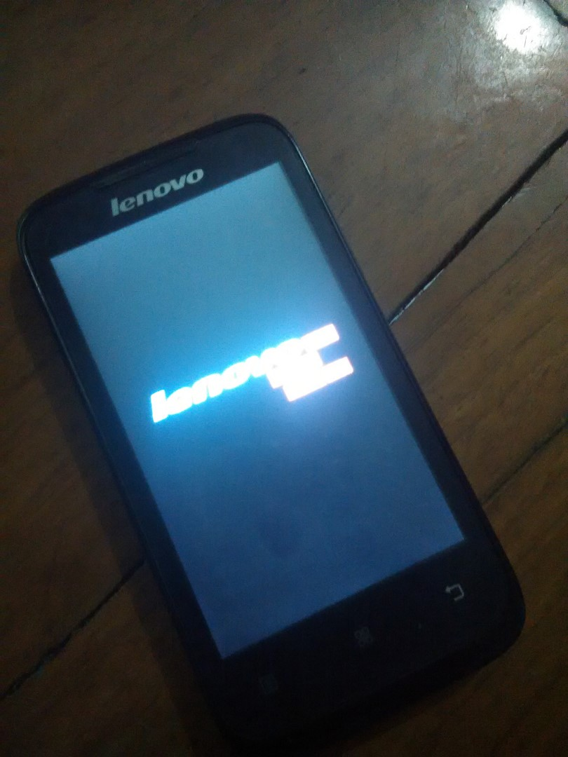 Tutorial Flash Lenovo A369i Menggunakan Flashtool | Just
