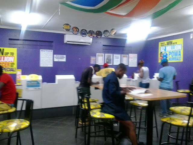 Hollywoodbets Daxina - Lenasia South - Betting Floor - Gauteng Sports Betting Branch