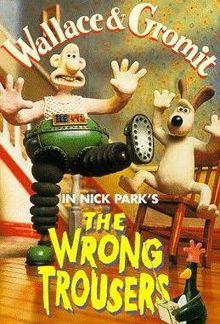 Wallace và Gromit : Chiếc Quần Rắc Rối