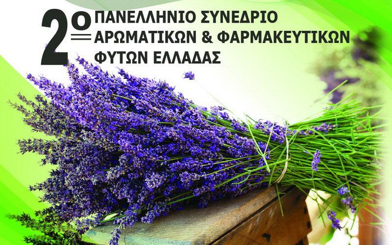 Στην Αλεξανδρούπολη το 2ο Πανελλήνιο Συνέδριο Αρωματικών και Φαρμακευτικών Φυτών
