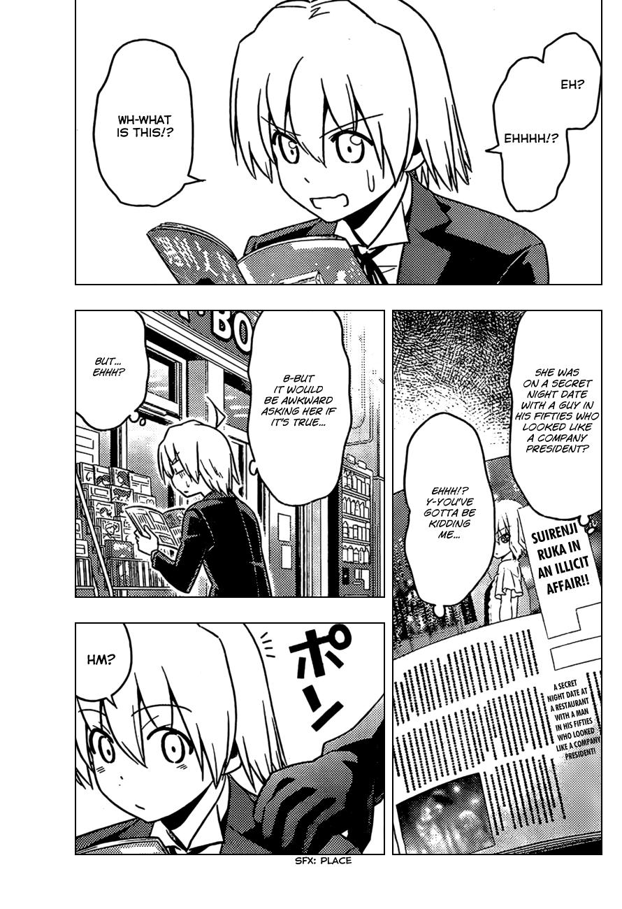 Hayate the Combat Butler - Chapter 569