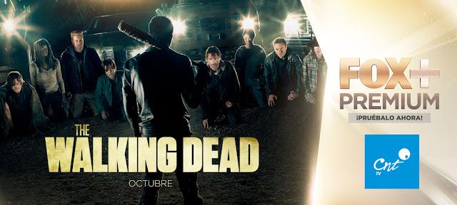 Llega la séptima temporada de The Walking Dead