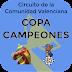 Copa Campeones 2018. Actualizados listados con los últimos torneos hasta el 9 de junio en València