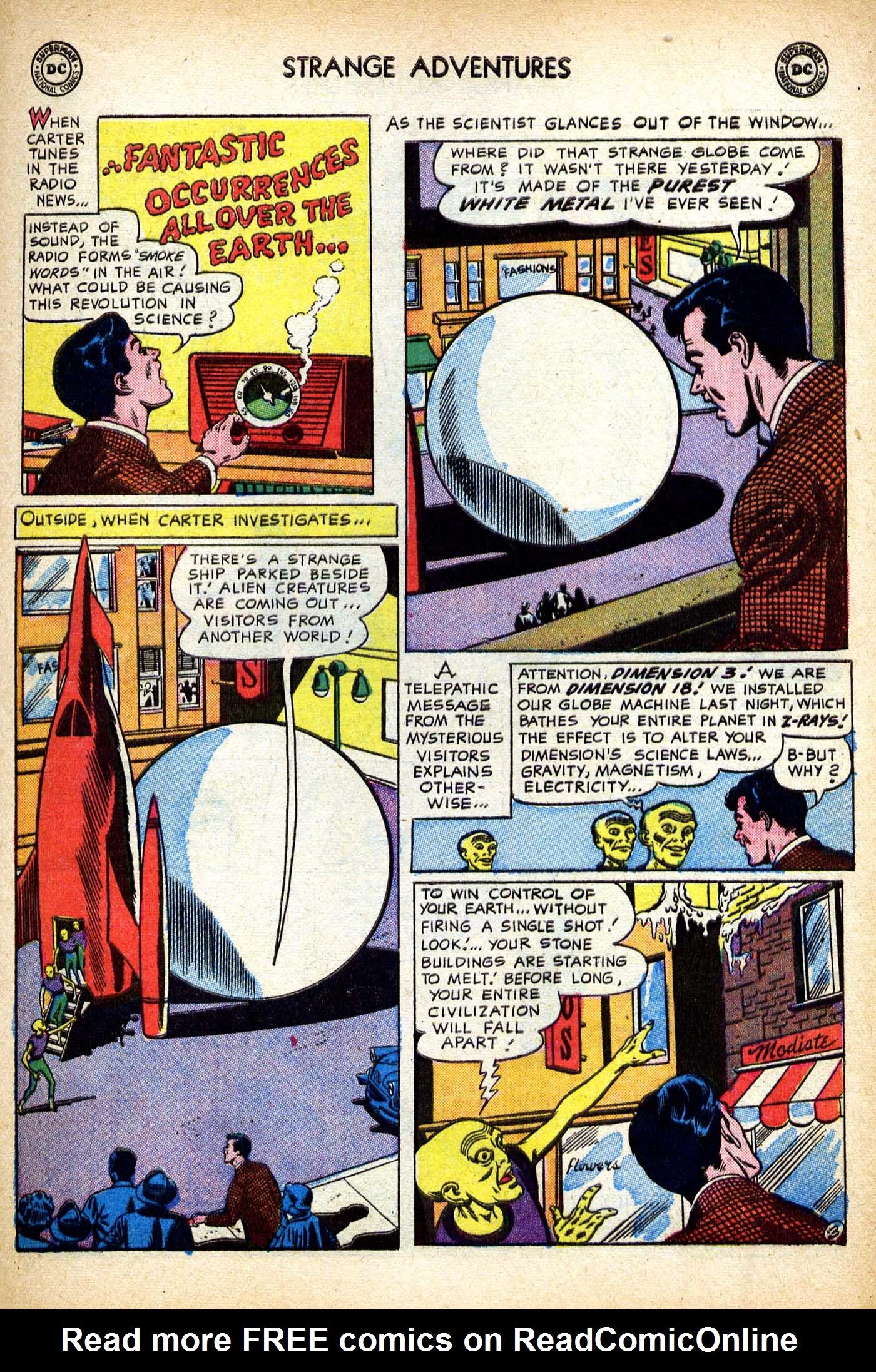 Strange Adventures (1950) issue 82 - Page 27