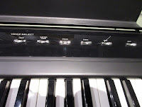 Williams Legato keyboard piano