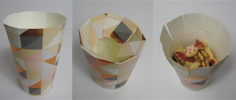 Tutorial/DIY Kekse/Plätzchen hübsch verpackt - Geschenkverpackung 3