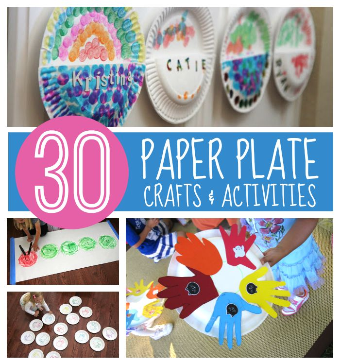 Toddler Approved 30 Paper Plate Crafts Activities For Kids
