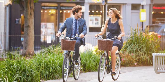 Image result for इस जगह साइकिल से ऑफिस जाने पर मिलते हैं