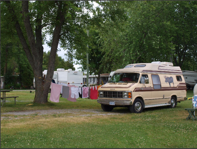 Bambi 1985 Dodge Ram E 250 Custom Camper Van